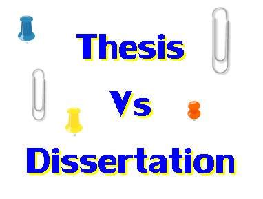 Do Masters Thesis Get Published - Planning to Write